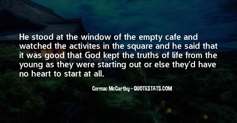 Quotes About Cafe Life #217160