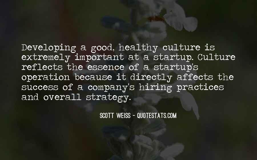 Quotes About Culture And Strategy #480505