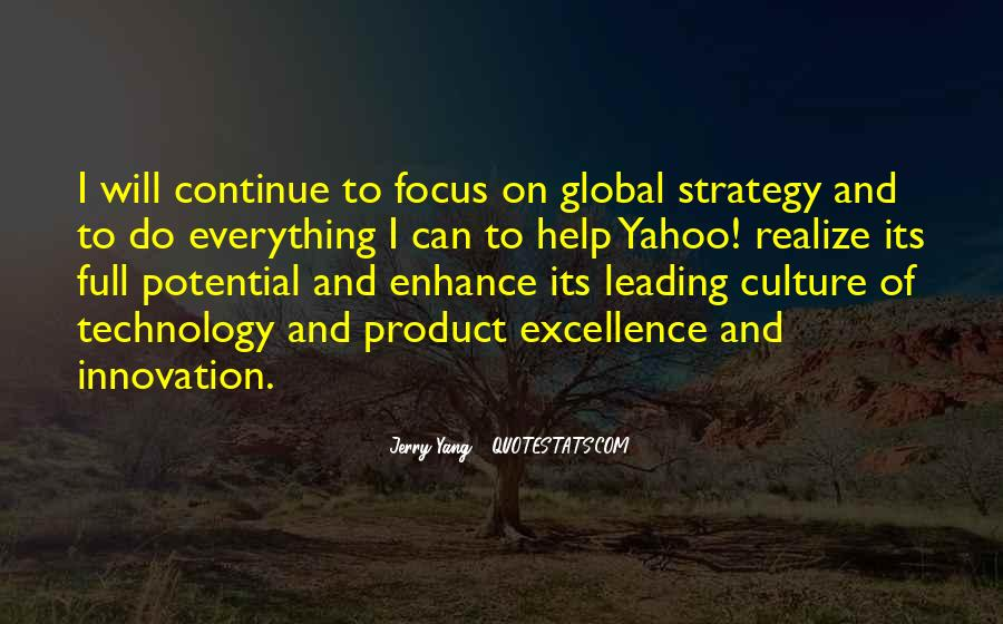 Quotes About Culture And Strategy #553784