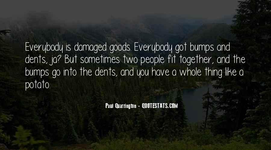 Quotes About Hanging On Through Hard Times #1210582