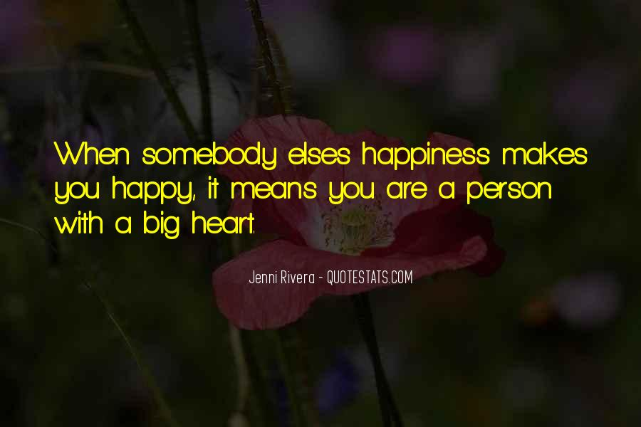 Quotes About The One Person Who Makes You Happy #228126