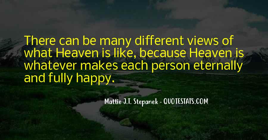 Quotes About The One Person Who Makes You Happy #578182