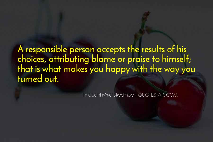 Quotes About The One Person Who Makes You Happy #658374