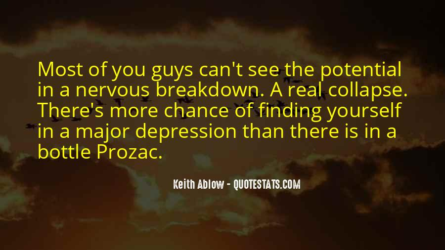 Quotes About Having A Nervous Breakdown #892846