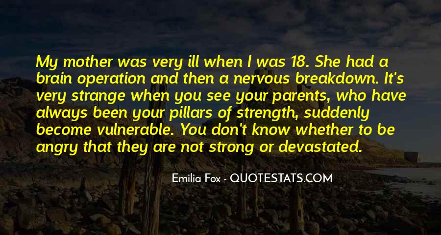 Quotes About Having A Nervous Breakdown #975274