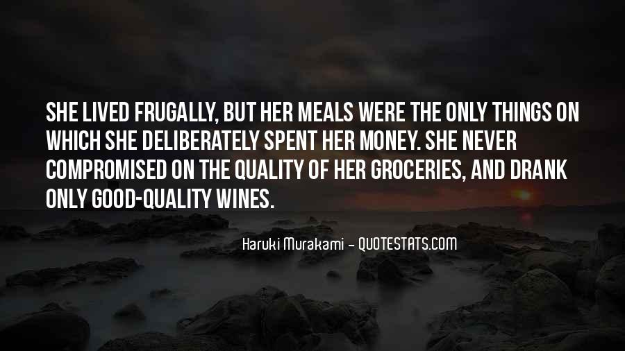 Quotes About Food And Meals #1093490