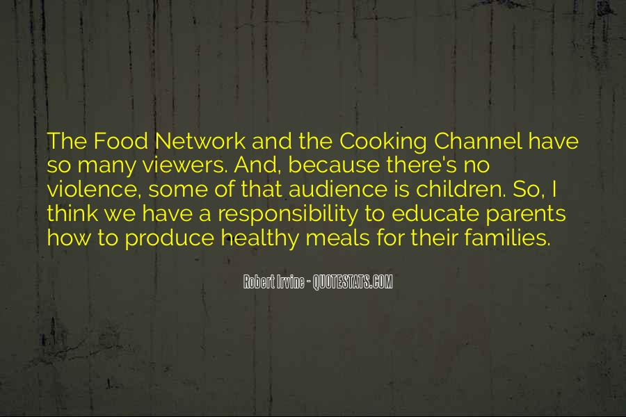 Quotes About Food And Meals #1295639