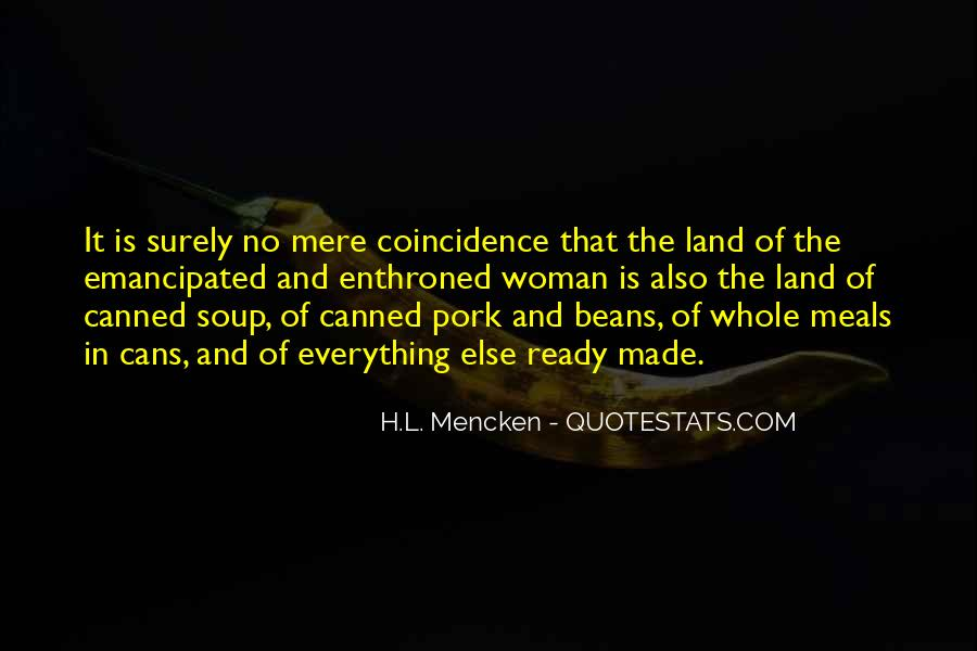 Quotes About Food And Meals #1625809