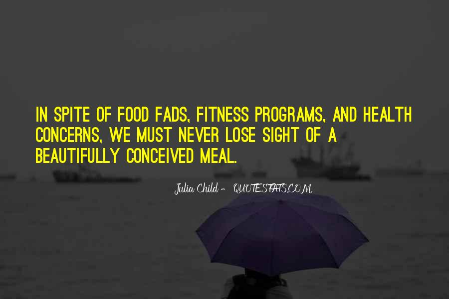 Quotes About Food And Meals #1645187