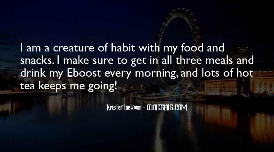 Quotes About Food And Meals #921946