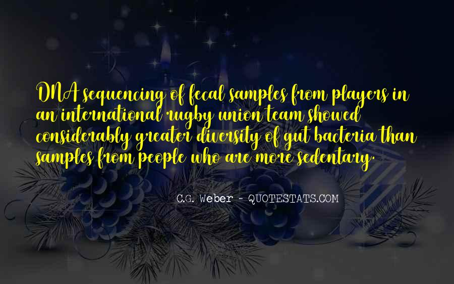 Quotes About Dna Sequencing #1658939