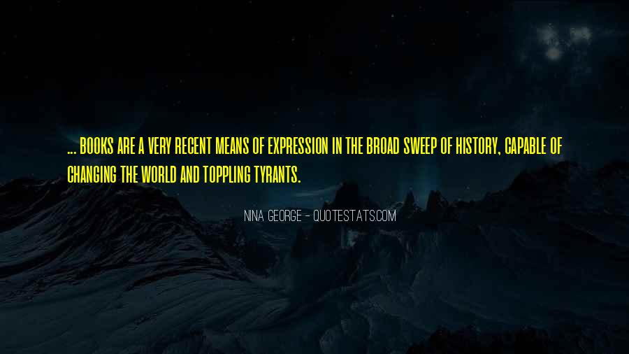 Quotes About Changing World #212754