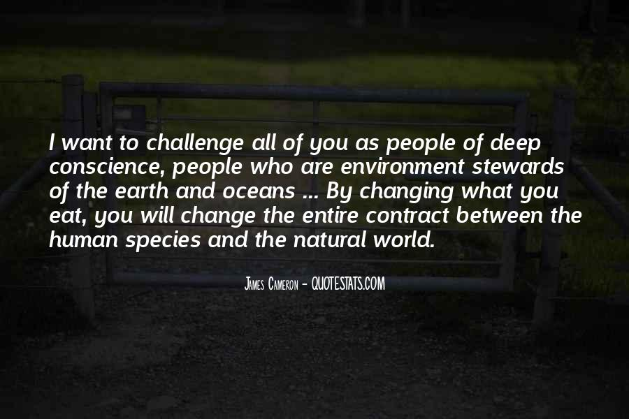 Quotes About Changing World #54943