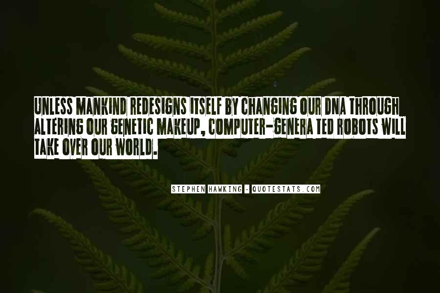 Quotes About Changing World #96909