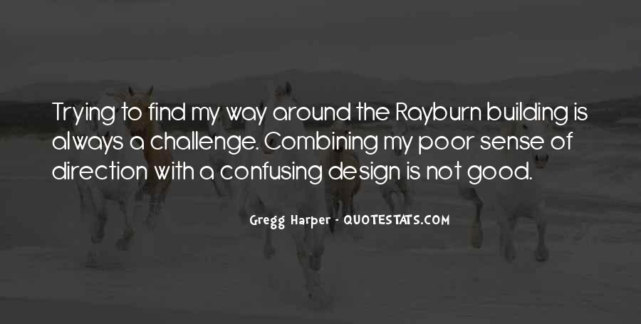 Quotes About Sense Of Direction #1119279