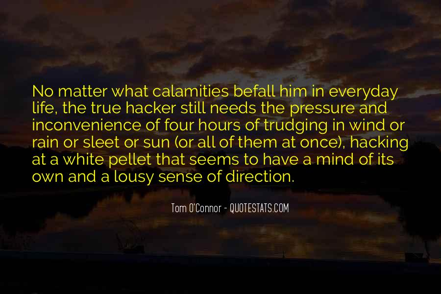 Quotes About Sense Of Direction #115588