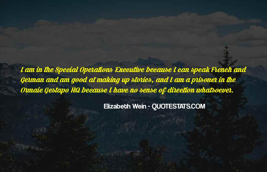 Quotes About Sense Of Direction #1492174