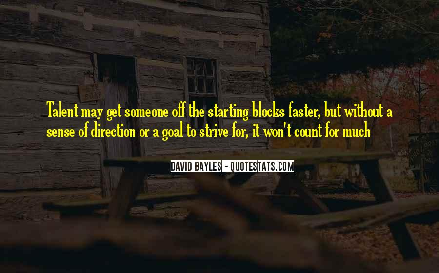 Quotes About Sense Of Direction #1815724