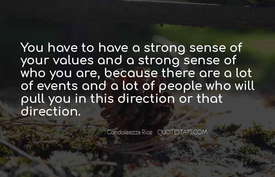 Quotes About Sense Of Direction #249823