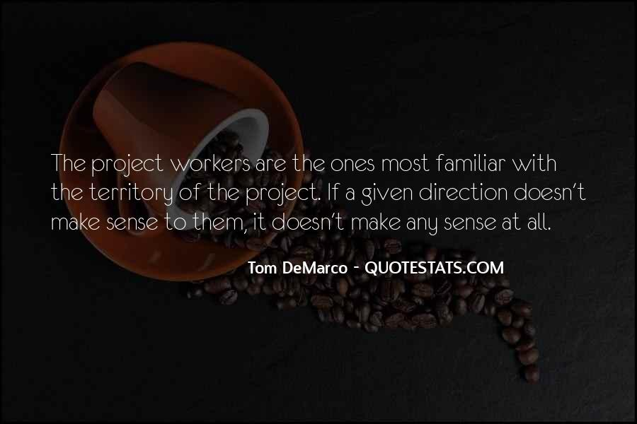 Quotes About Sense Of Direction #54975