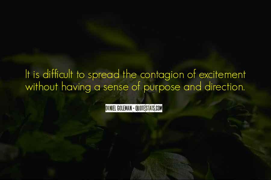 Quotes About Sense Of Direction #618414