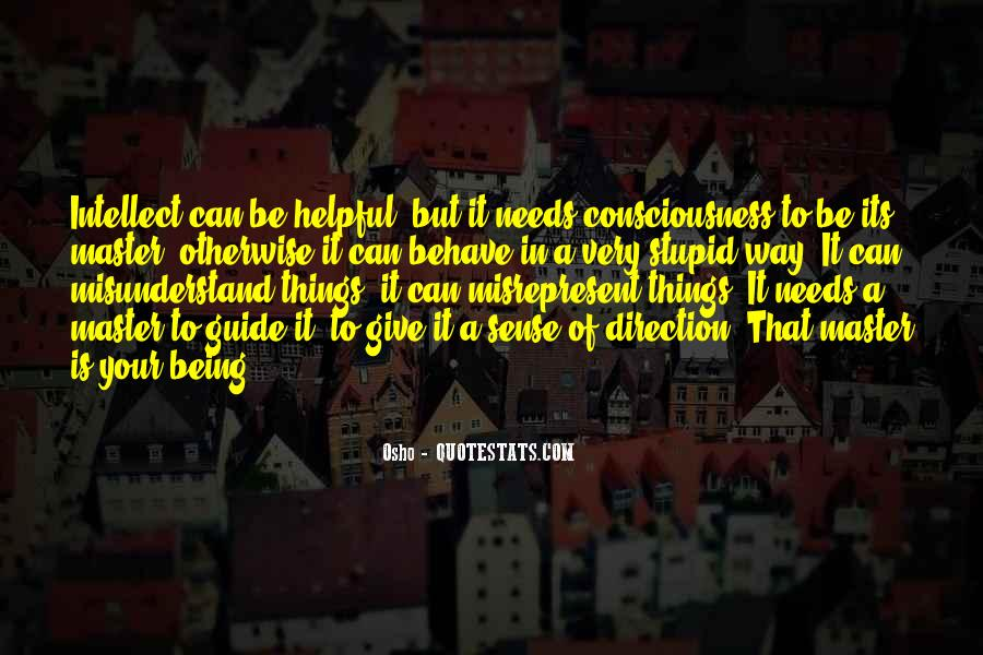 Quotes About Sense Of Direction #898214