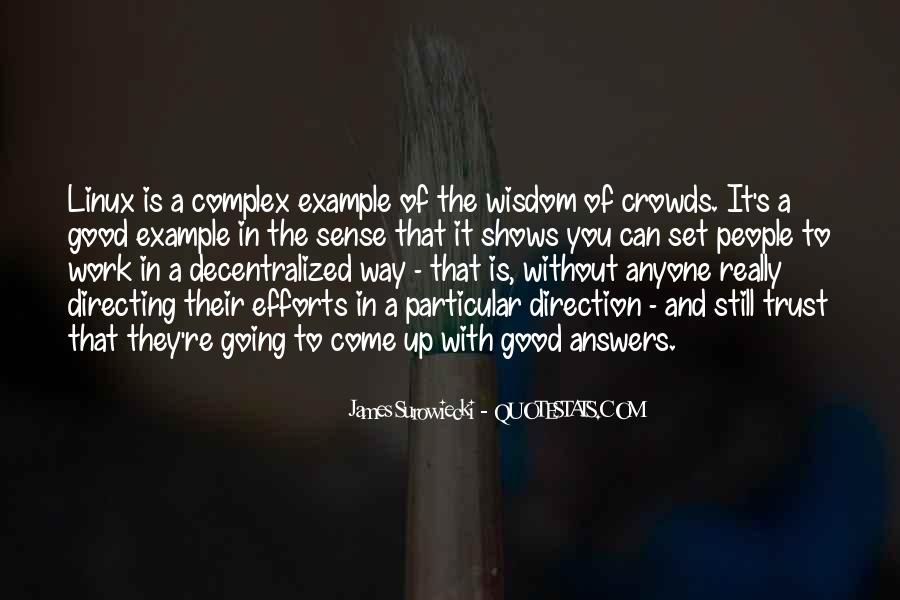 Quotes About Sense Of Direction #985577