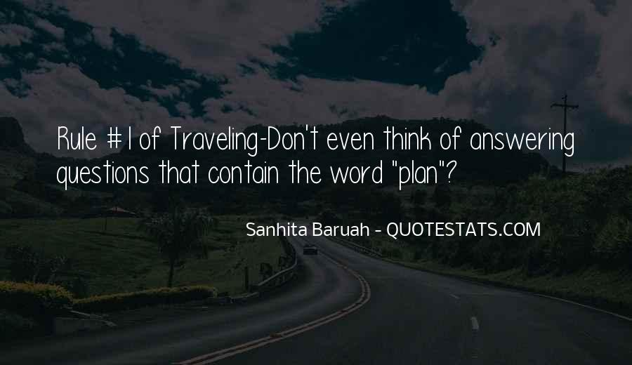 Quotes About Traveling Solo #574778