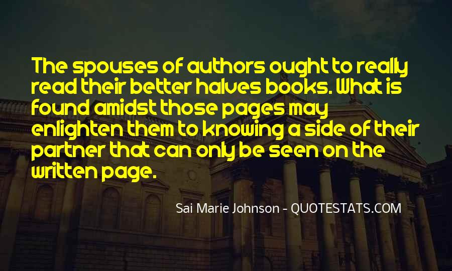 Quotes About Pages #24786