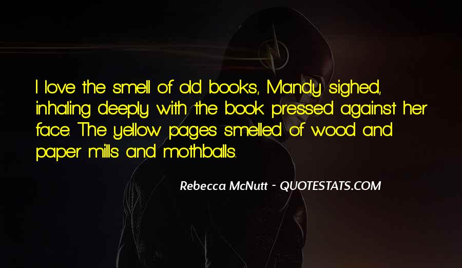 Quotes About Pages #3572
