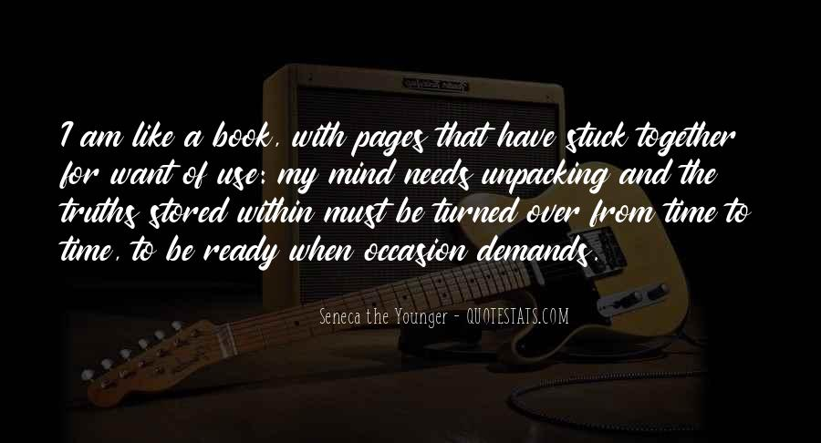 Quotes About Pages #41157
