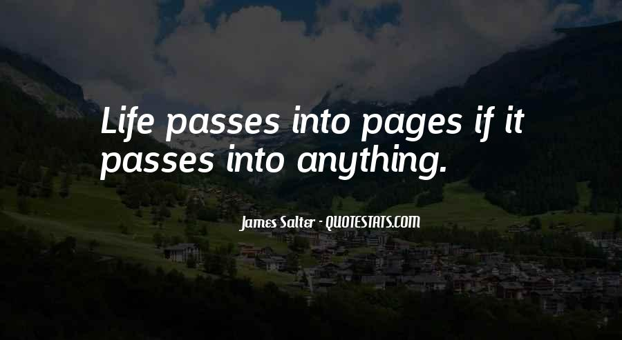 Quotes About Pages #47991