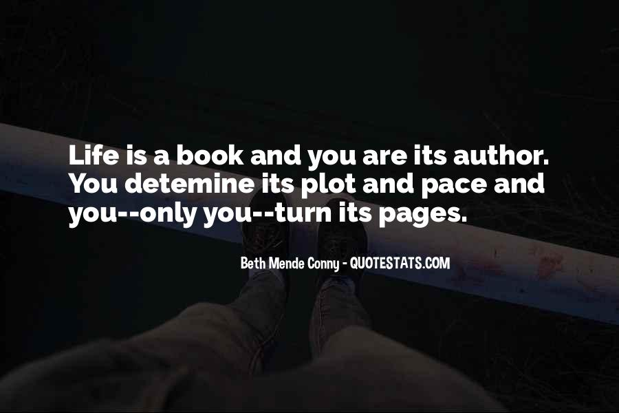 Quotes About Pages #48979
