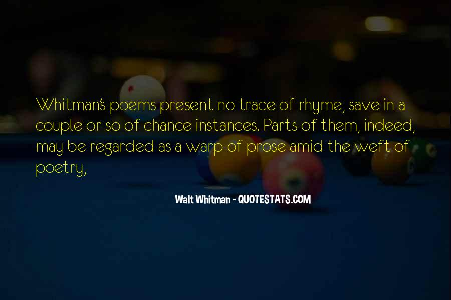 Quotes About Rhyme #110229