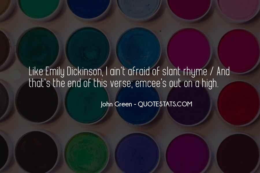 Quotes About Rhyme #116574