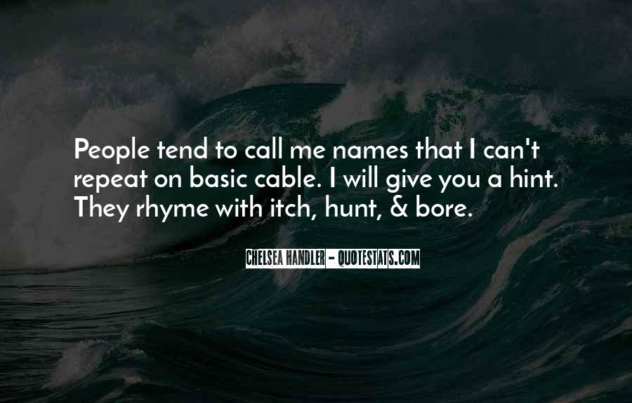 Quotes About Rhyme #146542