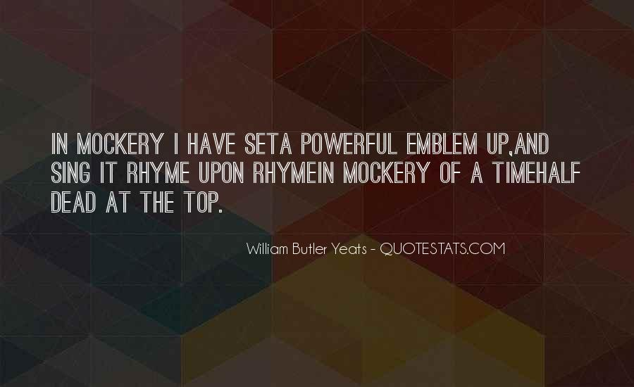 Quotes About Rhyme #183002