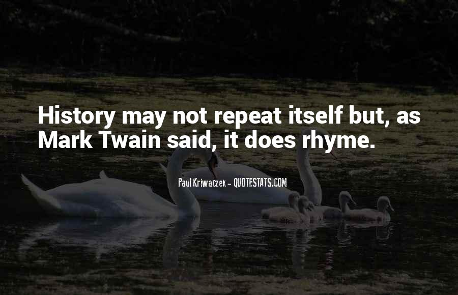 Quotes About Rhyme #202322