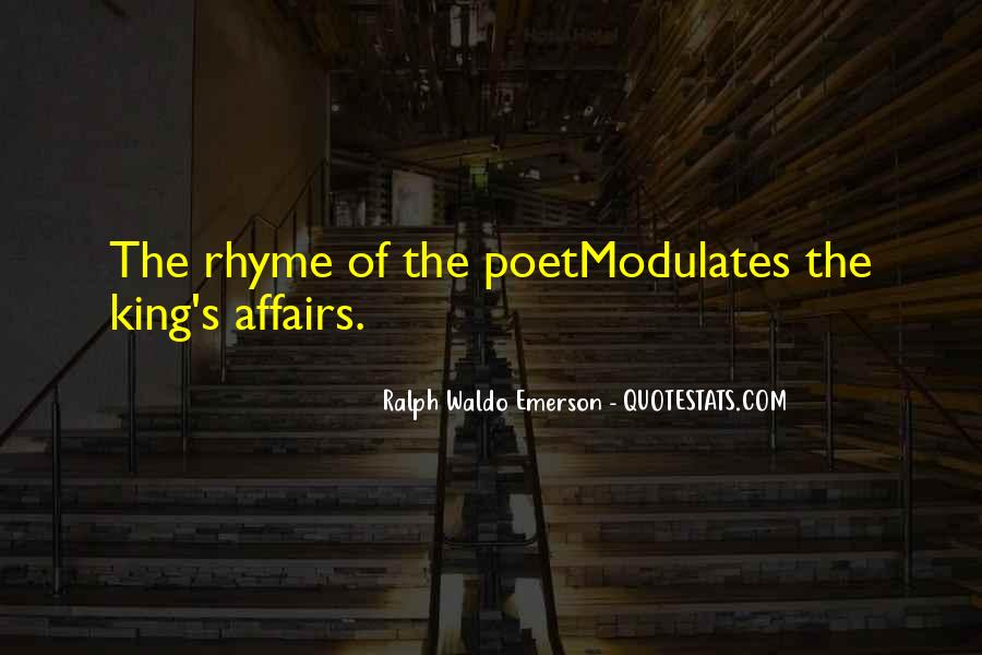 Quotes About Rhyme #273789