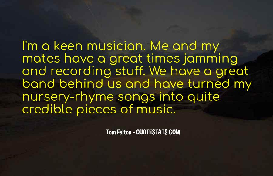Quotes About Rhyme #314455