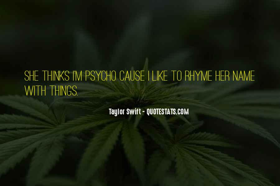 Quotes About Rhyme #354041