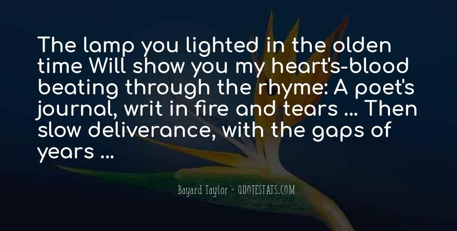 Quotes About Rhyme #361156