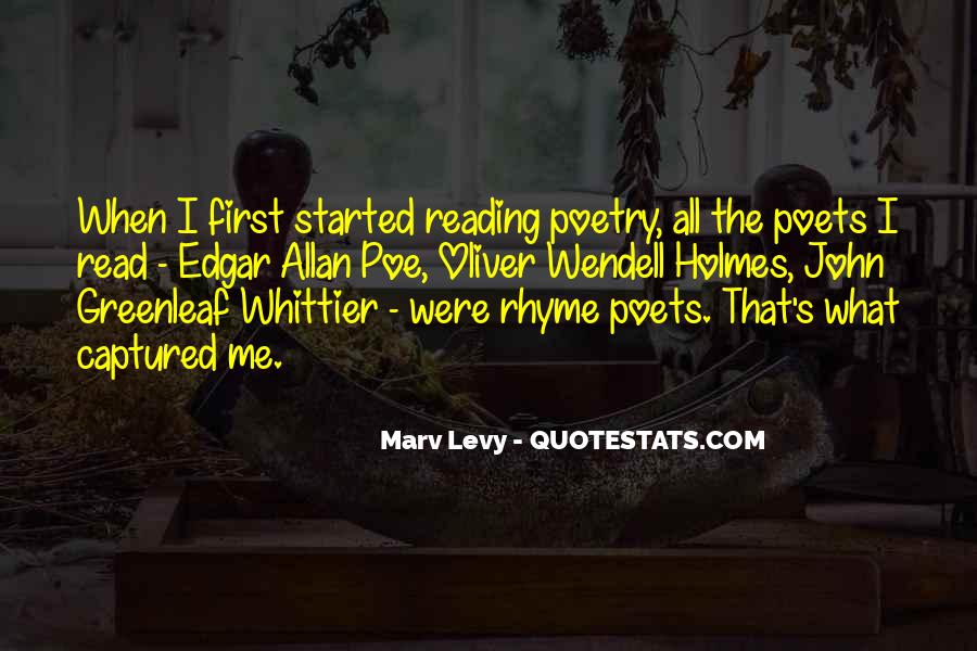 Quotes About Rhyme #57149