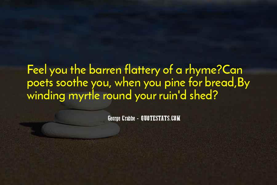 Quotes About Rhyme #97271