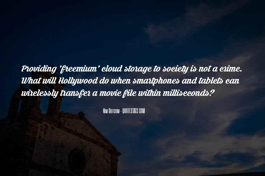 Quotes About Cloud Storage #269367