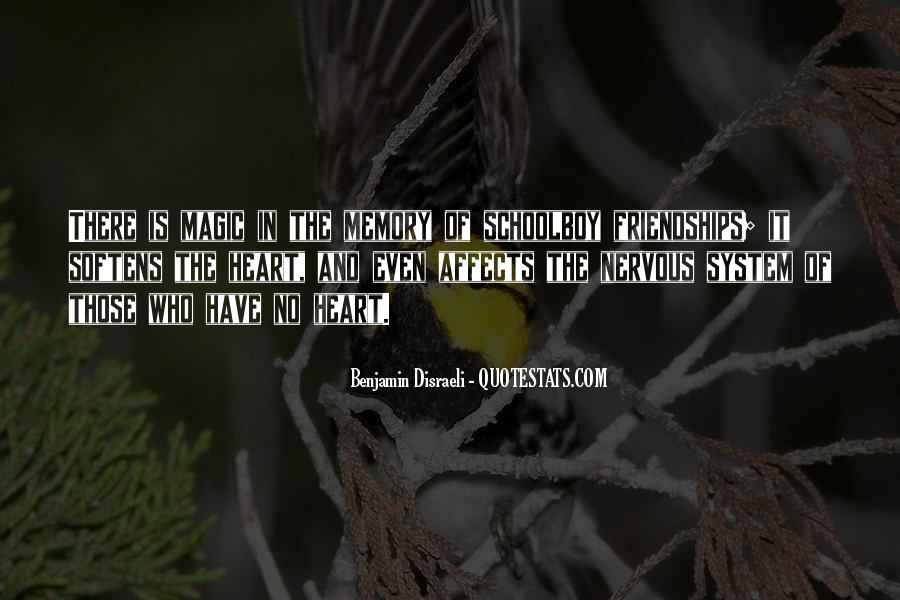 Quotes About Magic And Friendship #674526