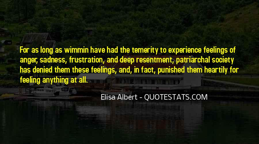 Quotes About Anger And Frustration #1140253