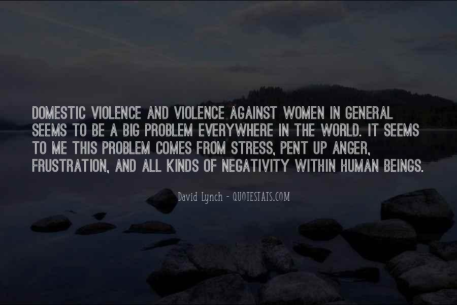 Quotes About Anger And Frustration #32476