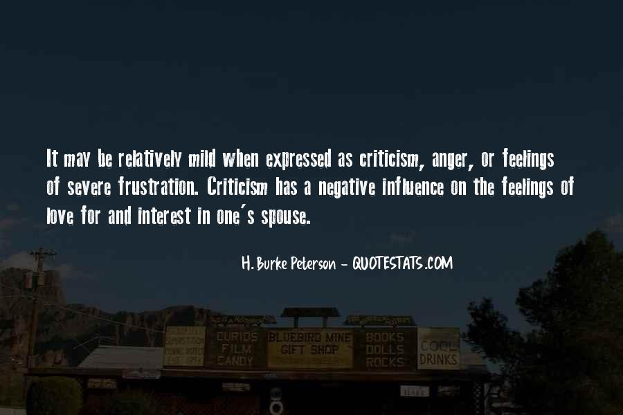 Quotes About Anger And Frustration #408408