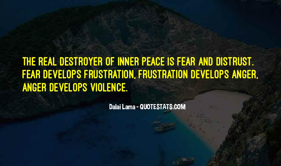 Quotes About Anger And Frustration #471025